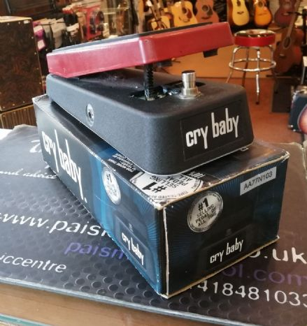 Dunlop GCB95 Crybaby Wah Pedal (PRE-OWNED)